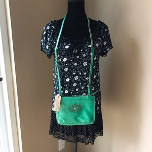 Most Wanted Bags - Most Wanted NWT Genuine Leather Handmade Crossbody